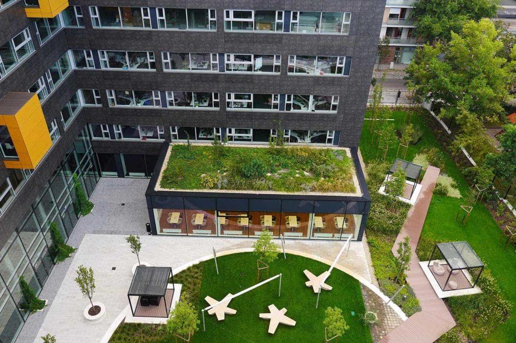 Dachgrün Vera Enzi - grünstattgrau